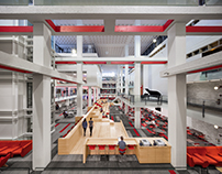 Northeastern University: Curry Student Center Refresh