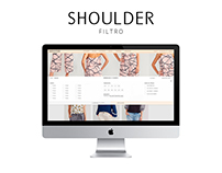 Filtro Desktop - Shoulder