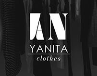 AN Yanita clothes | brand identity