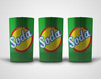 Soda & Coffee Cup Mockups