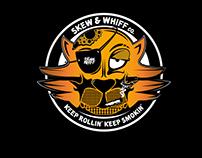 Skew & Whiff. Character Illustration