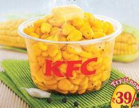 KFC Corn Cupz