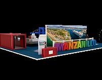 Pabellon Manzanillo - Expomar 2016