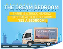 Truck Bedroom Campaign