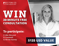 Beeton & Co Facebook Contest