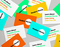 Modern Money - personal branding
