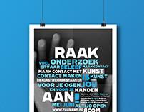 Poster - Raak Aan!
