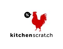 KitchenScrat.ch Logo