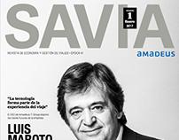 Redesing magazine for PRISA REVISTAS