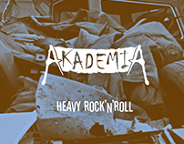 AKADEMIA heavy rock and roll band