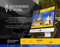 Muzeum indiańskie im. Sat-Okha | design concept
