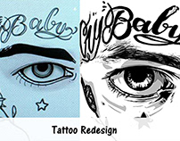 Tattoo Re-design