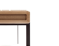 Bedside Table Tupi