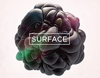 Abstract Surface Shapes