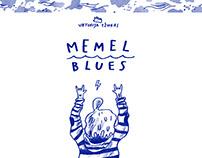 // Memel Blues // comics //
