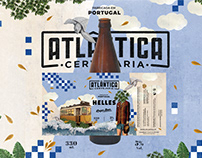 Atlantica / Label Design