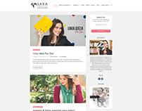 Website Sara Peruzzo
