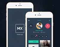 MX - Mobile UI/UX