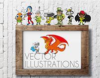 My Vector Heroes