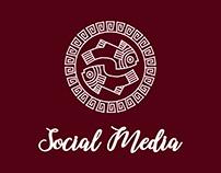 Casa Peruana - Social Media
