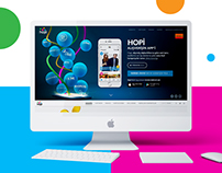 Hopi | Web & Mobile Site