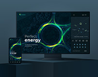 GASENERGY - website development