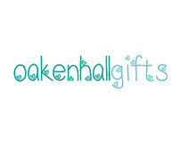 Oakenhall Gifts Logo Designs