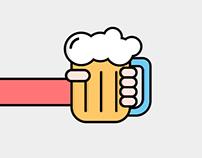 Pan&Pan Podcast Logotype