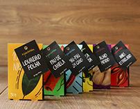 Spices - Especiarias