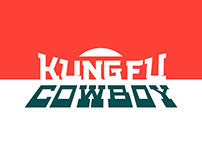 Kung Fu Cowboy Visual Language