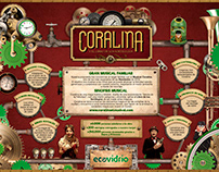 Coralina Board