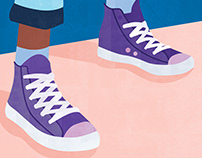 Converse Prints