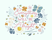 Everything will be Alright - Free wallpapers