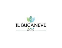 "HOTEL ""Il Bucaneve"" | Logo"
