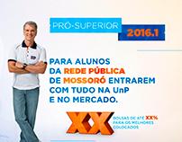 PRÓ-SUPERIOR 2016.1 UnP