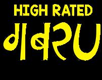 High Rated Gabru - Punjabi Song (yellow)