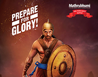 Mathrubhumi Onam Campaign