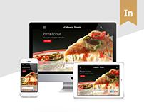 Culinary Treats - Website