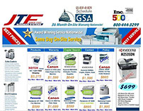 JTF Business Systems – #1 Supplier of Office Equipment
