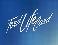 Ford LifeCard Microsite
