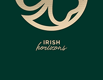 Irish Horizonts Logo Design and Branding