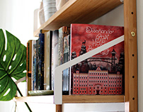 Diseñando Gran Hotel Budapest Book