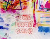 Your Favorite Color v.2
