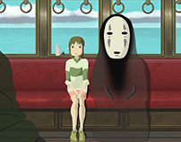 Studio Ghibli Studies [WIP]