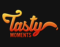 Logo for Tasty Moments