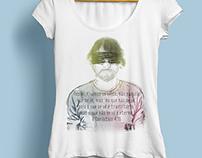 Ilustração para Camiseta
