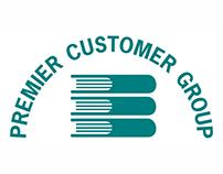 PREMIER CUSTOMER GROUP -Logo Design
