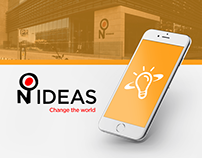 N Ideas iOS App (2014)