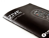 ZIVE user manual
