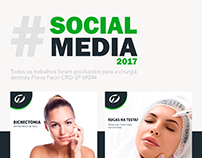 Social Media 2017 | Flávia Facin